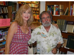 Book Signing Revenge & Tijuana Weekend Key West Island Books Aug 2011