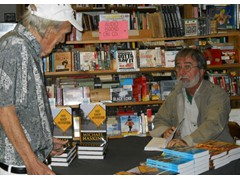 Key West Island Books - Book Signing March 12th Bill