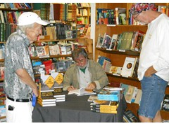 Key West Island Books - Book Signing March 12th Bill and Bob