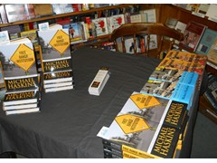 Key West Island Books - Book Signing March 12th