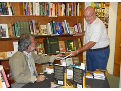 Key West Island Books - Book Signing March 12th Buddha Fahey