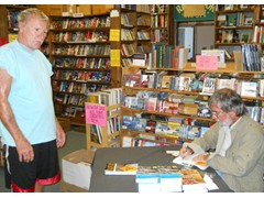 Key West Island Books - Book Signing March 12th Dick Wagner