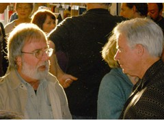 Southern California MWA Party - Book Signing 2011 Michael and Darrell