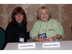 Michael Haskins Friends Sandy and Rhonda