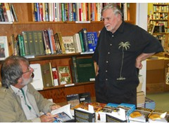 Key West Island Books - Book Signing March 12th Shirrel Rhoads